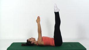 Pilates Double leg