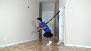 TRX exercise
