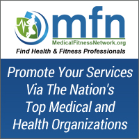 Medical Fitness Network Logo